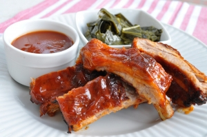 Tony Roma's original BBQ RIBS